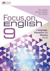 Focus on English 9 Student Book + eBook -  - böcker (9781458650504)     Bokhandel