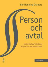 Person och avtal