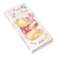 Winnie The Pooh Official 2019 Diary - Pocket Diary Format