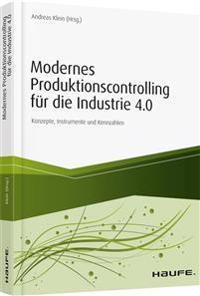 Modernes Produktionscontrolling für die Industrie 4.0