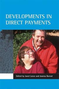 Developments in Direct Payments