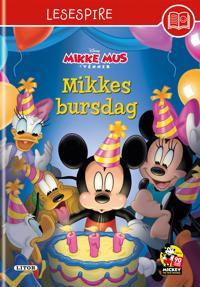 Mikke Mus & venner; Mikkes bursdag