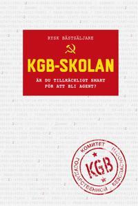 KGB-skolan: Är du tillräckligt smart för att bli agent?