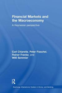 Financial Markets and the Macroeconomy
