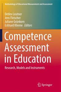 Competence Assessment in Education