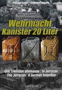 Wehrmacht Kanister 20 Liter