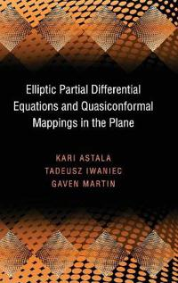 Elliptic Partial Differential Equations and Quasiconformal Mappings in the Plane