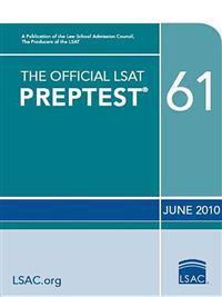 The Official LSAT Preptest 61: Oct. 2010 LSAT