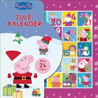 Peppa Pig. Min adventskalender 2018