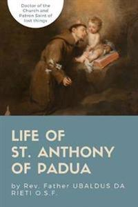 Life of St. Anthony of Padua