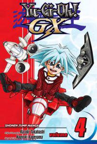 YU-GI-OH!: GX, Vol. 4