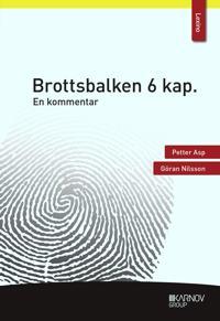 Brottsbalken 6 kap. : en kommentar