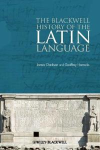 Blackwell History Latin Language