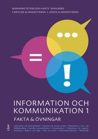Information och kommunikation 1 Fakta och övningar