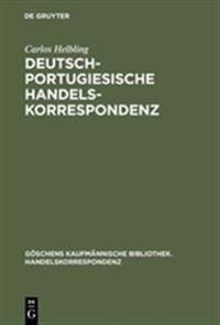 Deutsch-portugiesische Handelskorrespondenz