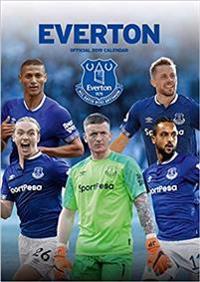 Everton FC Official 2019 Calendar - A3 Wall Calendar
