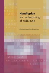 Handleplan for undervisning af ordblinde