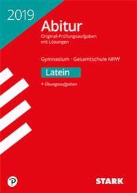 Abiturprüfung Nordrhein-Westfalen 2019 - Latein GK/LK