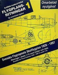 Flygplansritningar. 1 : Svenska Flygvapnets Skolflygplan 1926-1997 : Ritnin