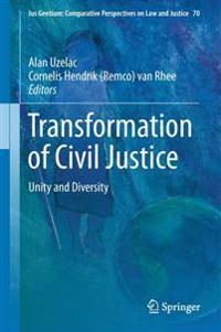 Transformation of Civil Justice