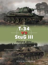 T-34 vs StuG III