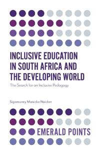 Inclusive Education in South Africa and the Developing World