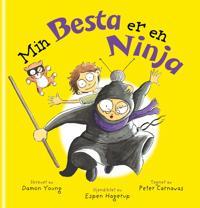 Min besta er en ninja