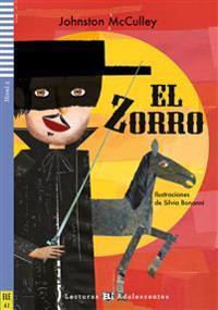 El Zorro (lättläst)