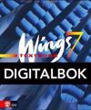 Wings 7 Blue Textbook Digital