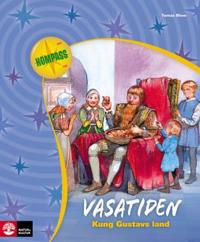 Vasatiden : kung Gustavs land