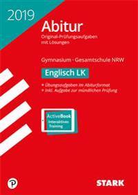 Abiturprüfung Nordrhein-Westfalen 2019 - Englisch LK