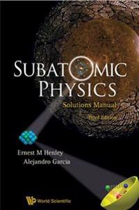 Subatomic Physics Solutions Manual