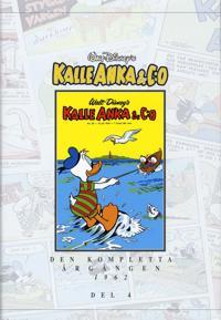 Kalle Anka & Co. Den kompletta årgången 1962. D. 4