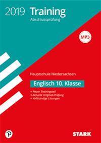 Training Abschlussprüfung Hauptschule  Niedersachsen 2019 - Englisch -  - böcker (9783849034603)     Bokhandel