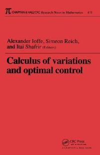Calculus of Variations and Optimal Control