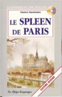 Le spleen de Paris + CD