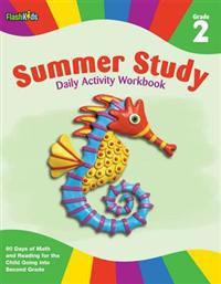 Summer Study Daily Activity Workbook Grade 2