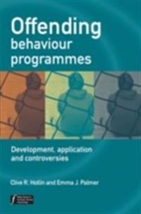 Offending Behaviour Programmes: Development, Application and Controversies
