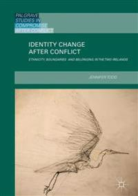 Identity Change after Conflict