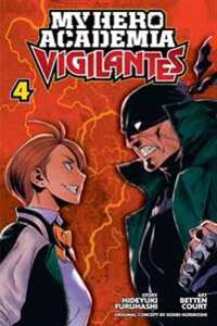 My Hero Academia Vigilantes 4