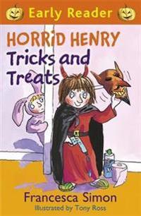Horrid henry early reader: horrid henry tricks and treats - book 13