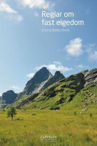 Reglar om fast eigedom - Erlend Baldersheim | Inprintwriters.org