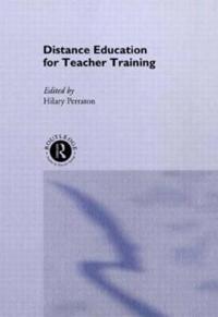 Distance Education for Teacher Training