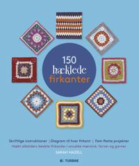 150 hæklede firkanter