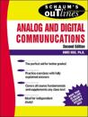 Schaum's Outline of Theory and Problems of Analog and Digital Communications