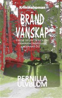 Bränd vänskap: Kriminalroman