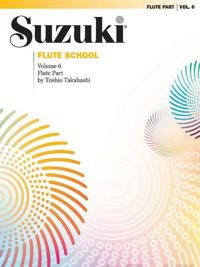 Suzuki Flute School, Vol 6: Flute Part