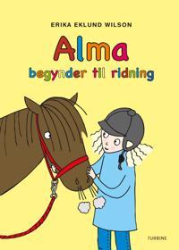 Alma begynder til ridning