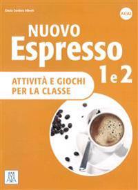 Nuovo Espresso 1 e 2 - einsprachige Ausgabe