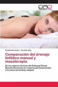 Comparacion del Drenaje Linfatico Manual y Masoterapia